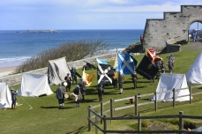 Scots invading!