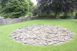Richard Long: Macduff Circle