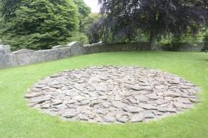 Richard Long: Macduff Circle
