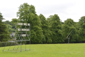 Nathan Coley: There will be no miracles here