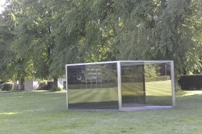 Sculpture by Dan Graham