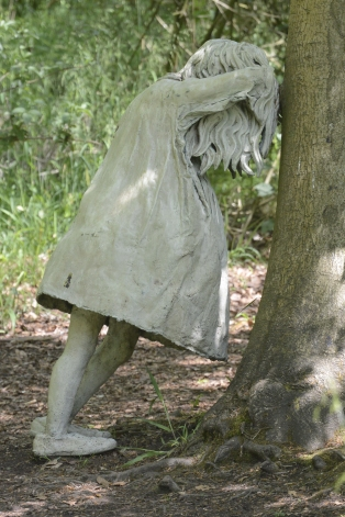 Weeping Girls by Laura Ford