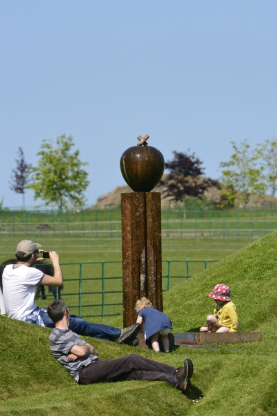 Sculpture at the Life Mounds