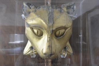 Cutty Sark cat's head
