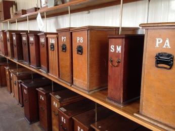 Deacon boxes