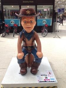 Wullie the Cowboy