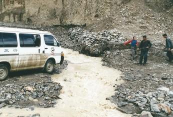 Chinese minibus
