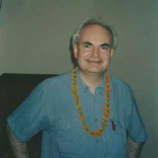 John in Kathmandu