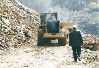 First landslide