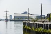 Glenlee and Riverside Museum