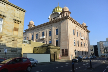 Glasgow Central Gurdwara
