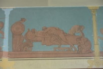 Classical frieze