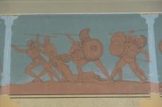 Classical frieze
