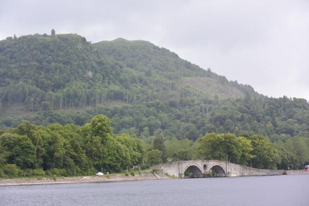 Loch Fyne at Inverary