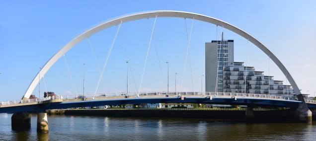 Squinty Bridge (Clyde Arc)