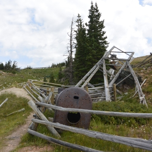 Red Mask Mine Trail