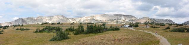 Snowy Range Pass, Wyoming