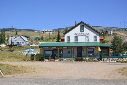 Mountain View Historic Hotel