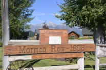 At Mormon Row