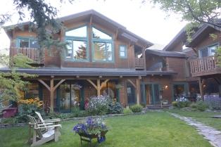 Alpine House, Jackson