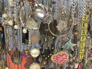 Chandelier of Lost Earrings - detail