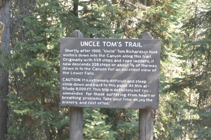 Uncle Tom's Trail