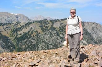Casper Ridge Trail
