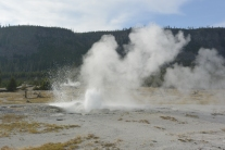 Jewel Geyser, Biscuit Basin