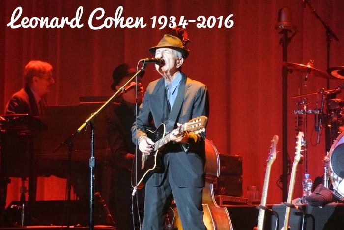 Leonard Cohen in Dublin 2013
