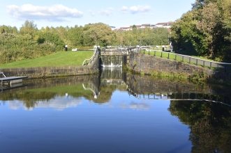 Maryhill Locks