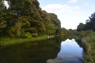 Forth and Clyde Canal at Anniesland
