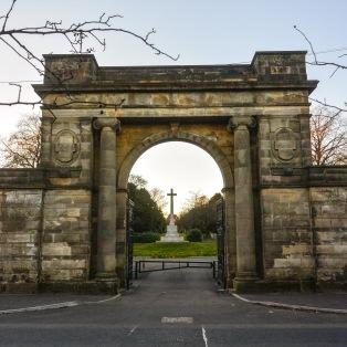 Lambhill Cemetery Gates