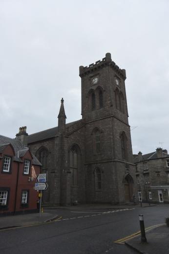 Former Kilmadock Parish Church
