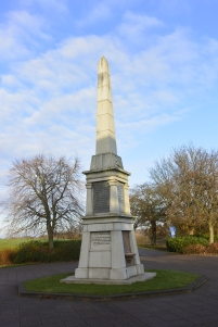Regimental monument