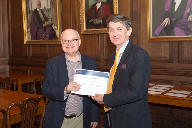 30 years at the University of Glasgow