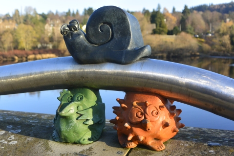 Soutar's Menagerie by Rhonda Bayley