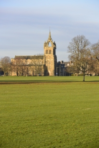 St Leonard's-in-the-Fields from South Inch