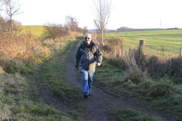 On Craigie Hill