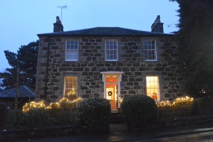 Former home of Lavinia Malcolm