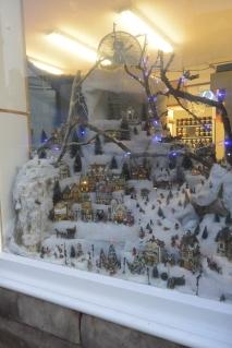 Penman's Christmas window