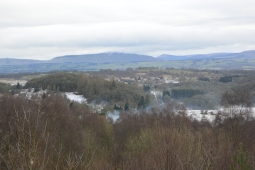 View of Aberfoyle