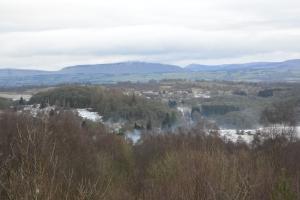 View of Aberfoyle