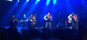 Blazin' Fiddles at the Barrowland