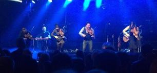 Blazin' Fiddles at the Barrowland