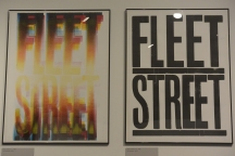 Alan Kitching exhibition