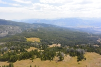 View from Clay Butte Tower