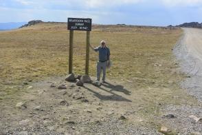 Beartooth Pass Summit