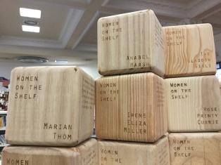 Sponsored shelf blocks