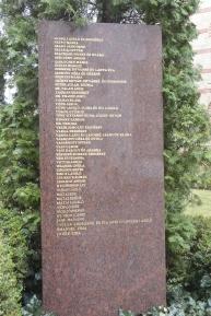 Memorial in Budapest