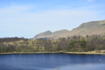 Loch Ardinning and Dumgoyne